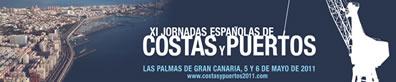 Imagen satelital del puerto de Las Palmas de Gran Canaria