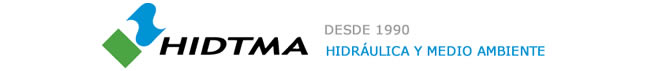 Logotipo en color de Hidtma