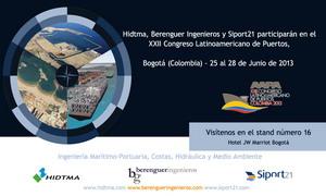 XXII Congreso Latinoamericano de Puertos