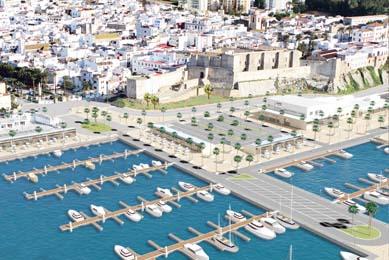 Inversiones en el puerto de Tarifa